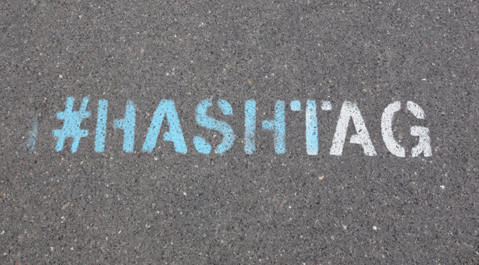 Twitter Advanced Search and Hashtags